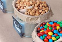 Mesas de snacks