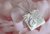 silver and jewelry / inspirations / by Denise del Mundo