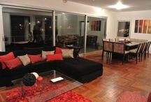 Deco Casa Carola / Armado de lliving y decoración en la casa de  Carola, una de nuestras clientas. Podés ver más en http://www.celestediforte.com/nuestros-clientes-hogares-_gc1