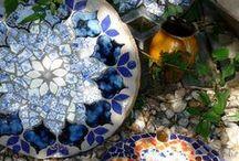 Steine + Mosaik