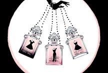 Thème Nail art parfum