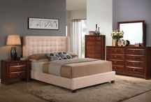 Bedroom Sets / The bedroom isn't just a place to simply sleep, it's the place where you come to regroup, to relax, to be yourself. The style of your bedroom furniture should be a reflection of who you are. Allowing yourself to melt the stress of the day away in your personal sanctuary.