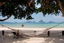 Thailand / Out of love to Thailand - travel inspiration and beautiful beaches