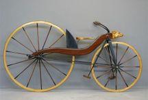 Historische fietsen
