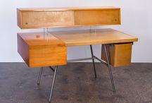 Desks at Open Air Modern