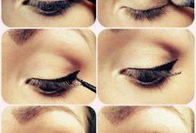 Make-up / by Megan Dubbaneh