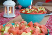 Food-Fruit and Fruit Dips / by Janet Eyring