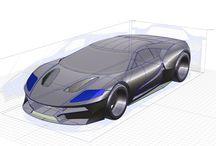 Archer / Alias surface model