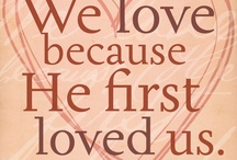 In love with Jesus
