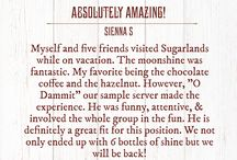 Sugarlands Fans / The best part about Sugarlands Distilling Company is our fans! Fee free to share your favorite pictures of you and our award-winning spirits!