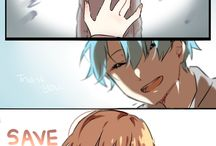 V is just too cute- Route