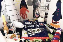 Roaring Rockets by Tony Mitton - June 2017