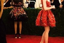 Red Carpet! / Clothes/fashion on the red carpet. Gowns, Dresses, makeup, accessories, etc.