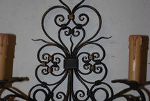 Beautiful wrought iron / Wrought iron and iron works / by Mary-Ann Richardson