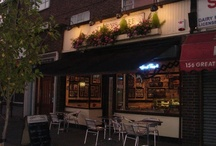 Local Cafes and Restaurants