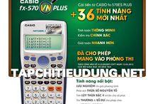 Máy tính Casio fx-570VN PLUS online / Máy tính Casio fx-570VN PLUS luôn luôn được dán tem chống giả chính hãng Casio và Bitex, kèm tờ chỉ dẫn kiểm tra tem, sách hướng dẫn sử dụng bằng tiếng Việt, phiếu bảo hành chính hãng có số serial trùng với số serial in trên máy.