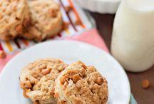 Coffee Cookies / Coffee side dish