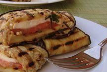 Padlizsán félék receptjei