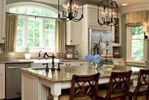 Kitchens / great kitchen ideas and looks / by Sherri