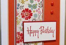 syntymäpäivä kortti