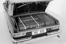 Mercedes luggage