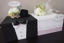 Wedding Card and Money Boxes
