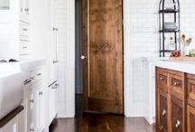 Hardwood Floors & Cabinets