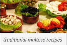 Traditional  Maltese  recipies