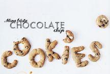 cookies + macarons
