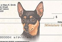 Miniature Pinscher / Cute pics and gift ideas for min pin lovers.