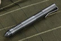 Tactical pens