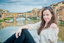 Portraits in Florence /  – you will never forget it –  Once you discovered the beautiful world of Florence you will never forget it. But you don't need to be connected to your camera always and think about how to make the best selfies… A local photographer is here to create amazing memories of your once-in-a lifetime trip. Proven by dozens of happy travelers, I am committed to provide the highest quality photo service to make your memories lasting forever. www.yourdreampictures.com