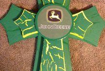 John Deere / by Brittany Bosler