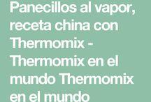 Pan chino thermomix
