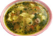 Еда Супы