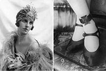1920s evening accessoires