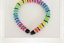 Loom Bands / What kind of creations you can make with LoomBands