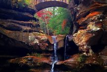 Hocking Hills Instagram Calendar Winners / Keep using #hockinghillscalendar for chance to be featured in an edition of the calendar. Check out http://hockinghillscalendar.com/ to see all winner's photos!