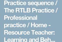 RTLB Professional Practice