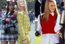 Rolling with the Homies... / Fashion from the film Clueless