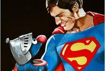 Party - Super Heros / by Kristin Schlupp