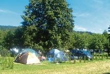 Camping Domaine de la Catinière, Honfleur Normandie / #Camping calme et familial au centre de la #Normandie et à proximité de la très belle ville d'#Honfleur. 3 aires de jeux, jeux gonflabes, Pêche, Terrain Foot-ball, Pannier Basket, Tables de Ping-Pong, Piscine chauffée, et un superbe toboggan aquatique !!