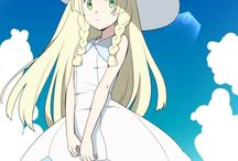 Costume- Lillie