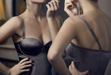 Women in the mirror
