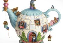 ♥ Tea Pots ♥ / by Anneke ♥