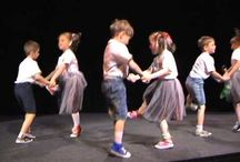 danses infantil