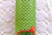 artesanato em crochê