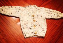 Tejidos para niño / Les comparto algunas prendas que realizo. #DIY #knitbaby #knitting