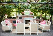 Back Yard, Patios, Garden & Porch