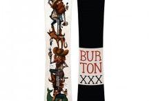 Наш ассортимент: бренд Burton  / сноуборды, сноубордическая одежа и обувь от старейшего бренда Burton